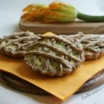 crostatine alle zucchine