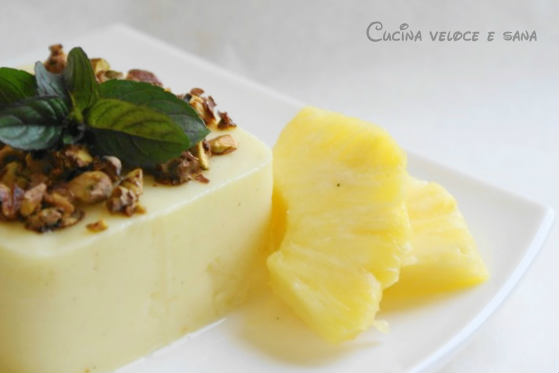 Semifreddo all 39 ananas e yogurt ricetta alla frutta cucina veloce e sana - Cucina veloce e sana ...