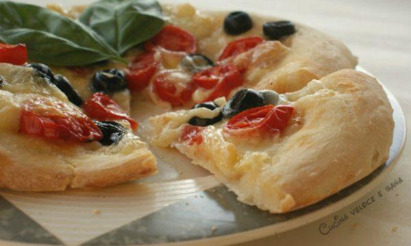 La pizza napoletana, ricetta base