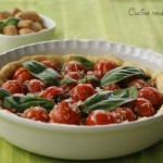 torta di pomodorini