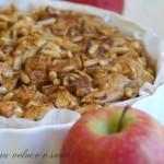 focaccia dolce alle mele