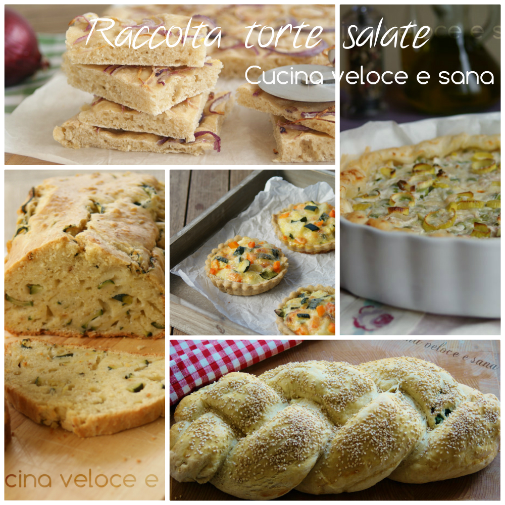 Torte salate e focacce