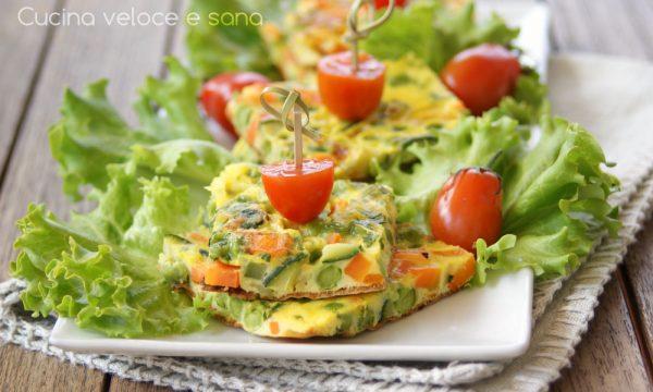 Frittata alle verdure