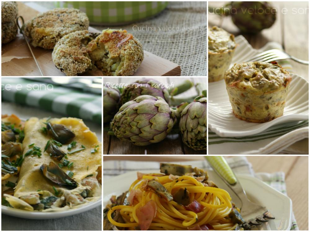 Ricette con carciofi cucina veloce e sana for Ricette con carciofi