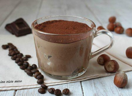 Tiramisù al cioccolato fondente