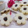 Biscotti di frolla con la marmellata
