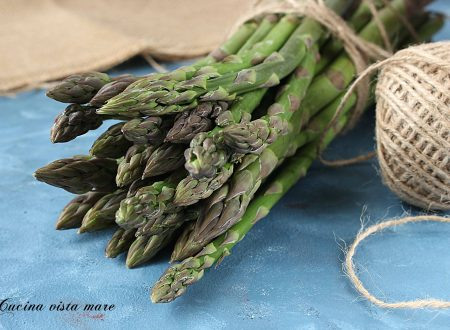 Pulire gli asparagi