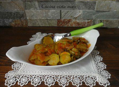 Zucchine pasticciate