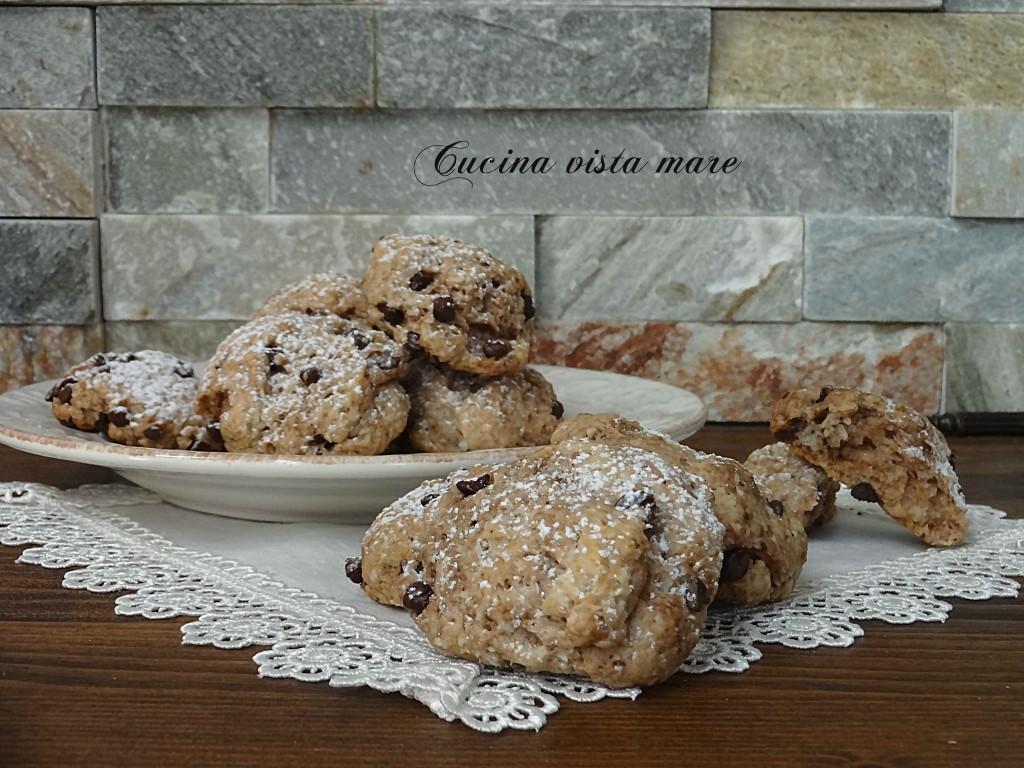 Biscotti al cocco cucina vista mare - Cucina al mare ...