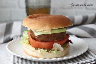 hamburger di seitan