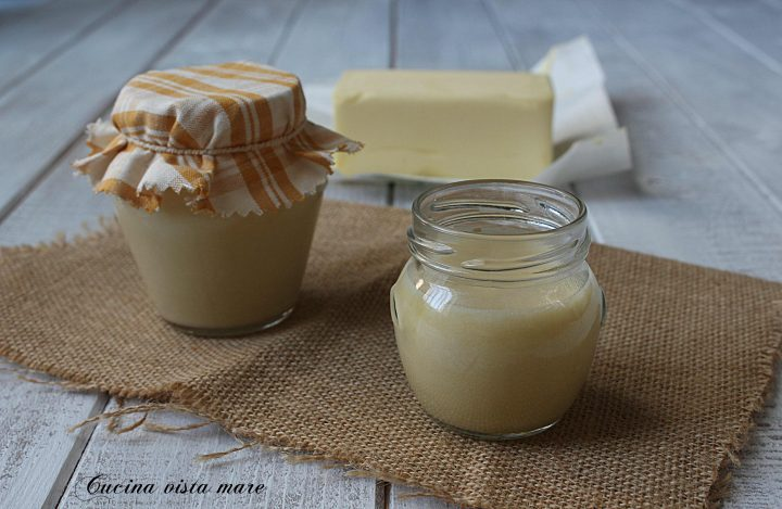 Crema antiaderente per stampi Cucina vista mare