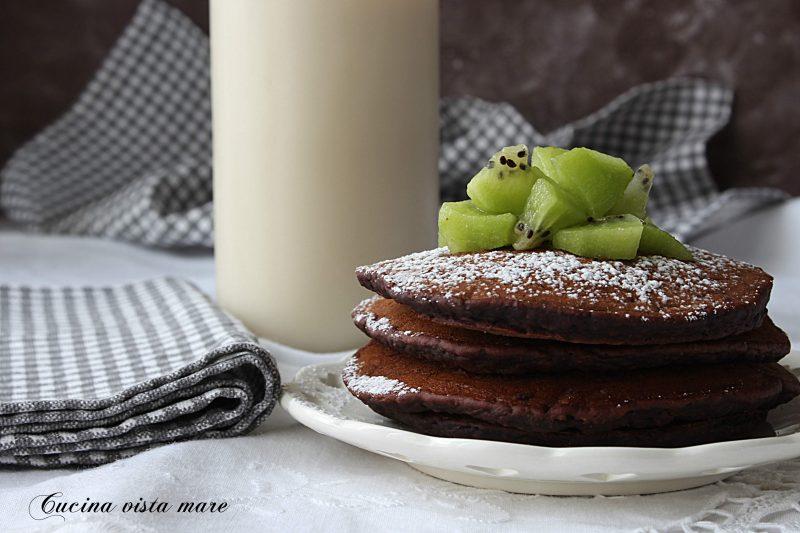 Pancakes dolci alle zucchine