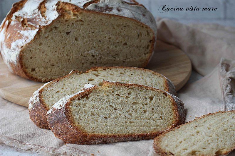 Pane al farro e germe di grano