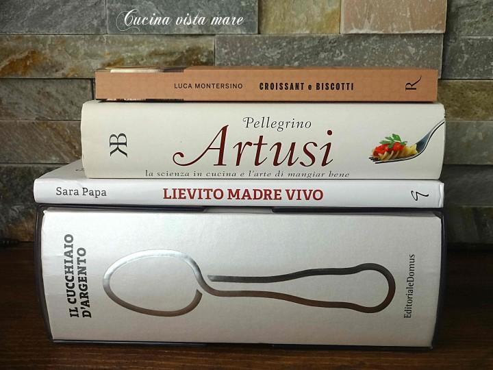 I miei libri di cucina capitolo quarto for Libri di cucina per principianti