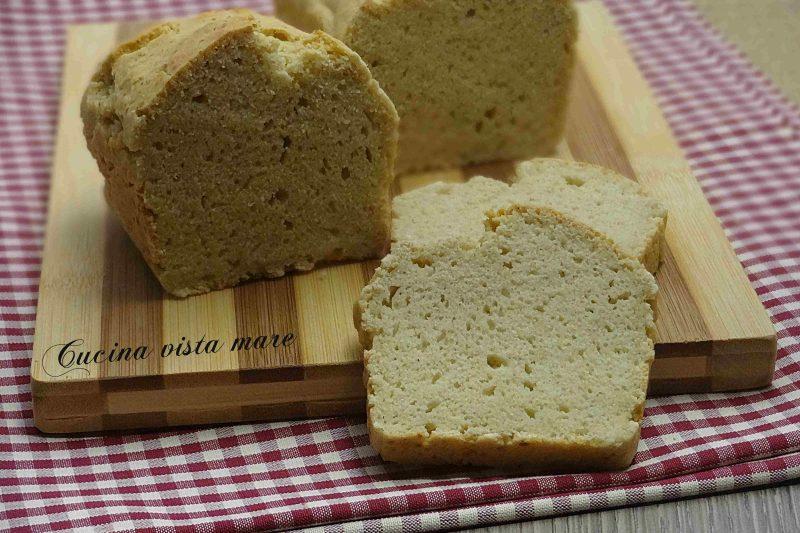 Pane di kamut e riso con lievito istantaneo