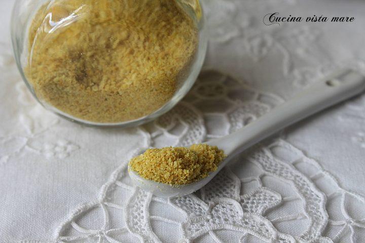 Scorzette di limone essiccate Cucina vista mare