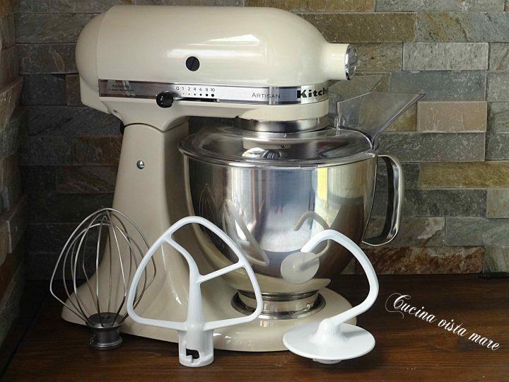 Ricerca ricette con kitchen aid for Pane con kitchenaid