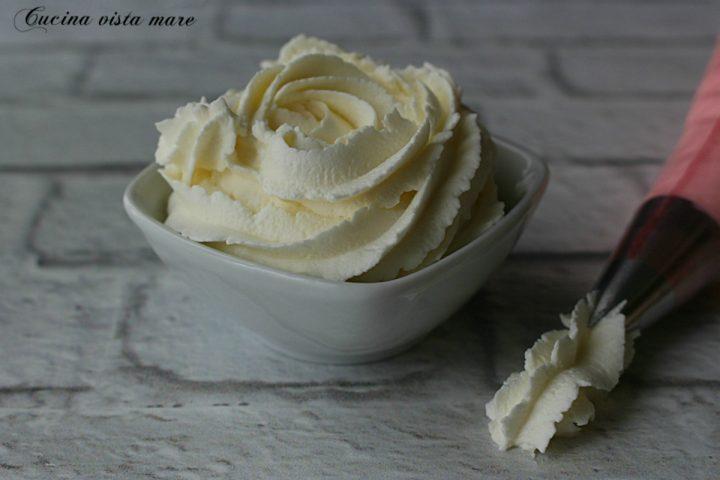 frosting di crema al formaggio