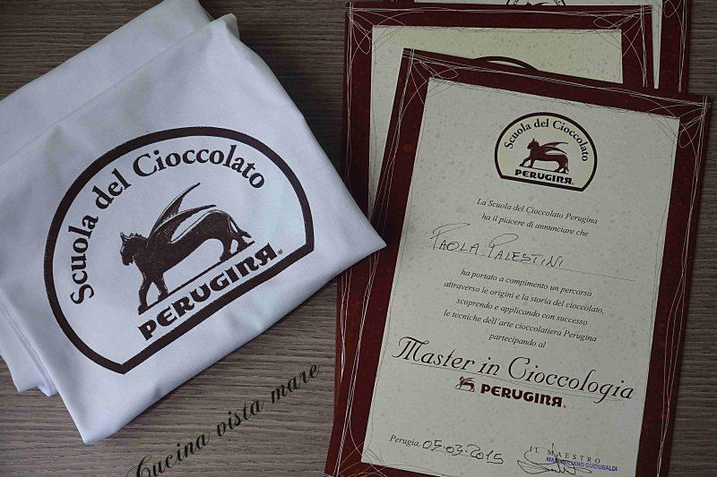 La Scuola del cioccolato Perugina e i miei cioccolatini imperfetti