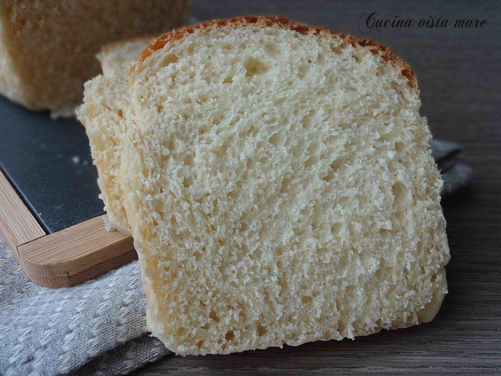 Bauletto di pane Cucina vista mare