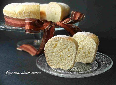 Pan brioche allo yogurt nel fornetto Versilia