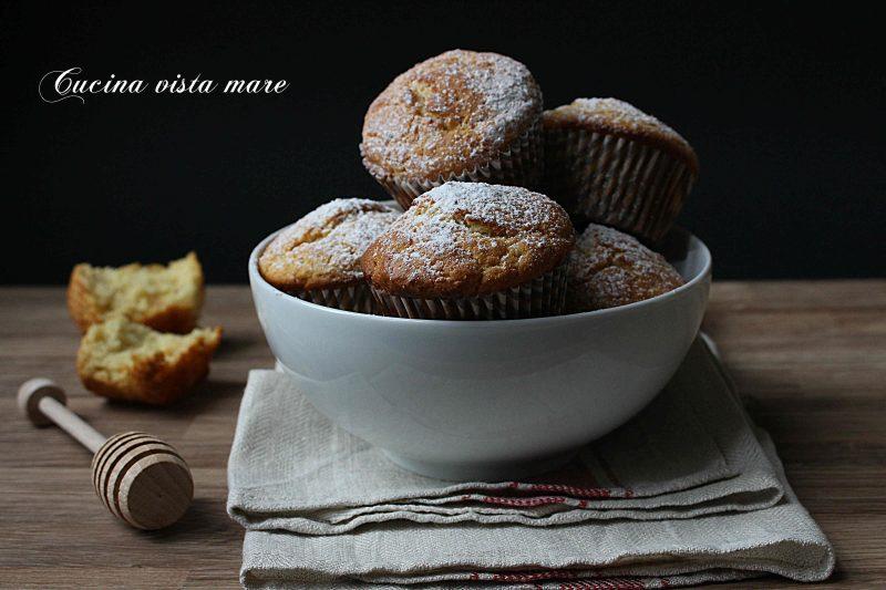 Muffin al miele