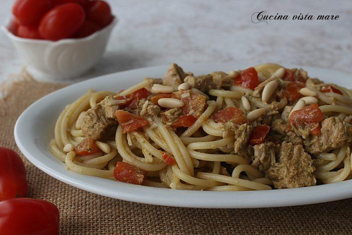 Spaghetti festival di Sanremo Cucina vista mare