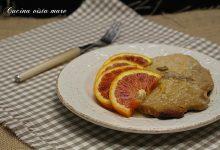 Fettine di maiale all'arancia nella slow cooker