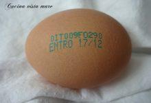 Come leggere il codice delle uova