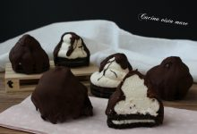 Dolcetti Oreo panna e cioccolato