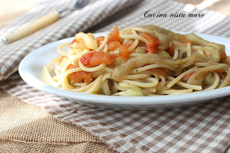Spaghetti ai quattro centesimi