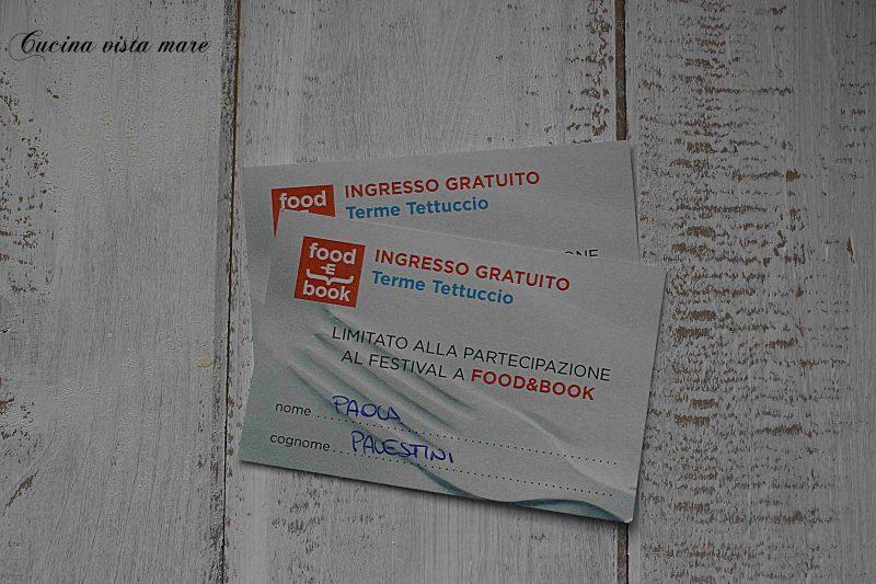 Food e Book a Montecatini Terme