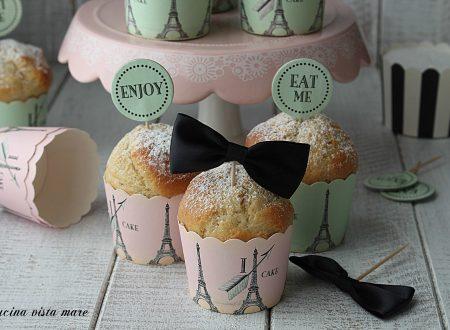 Muffin alla cannella
