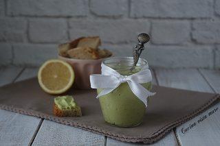 Pesto di avocado Cucina vista mare