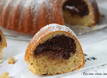 Bundt cake alla Nutella