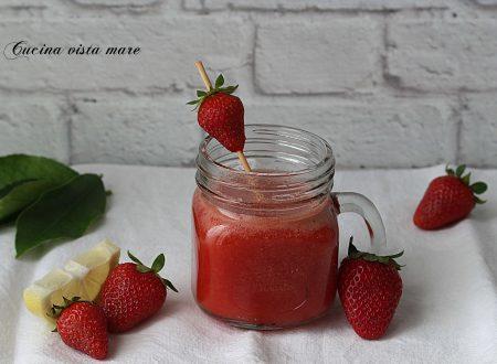 Estratto di fragole