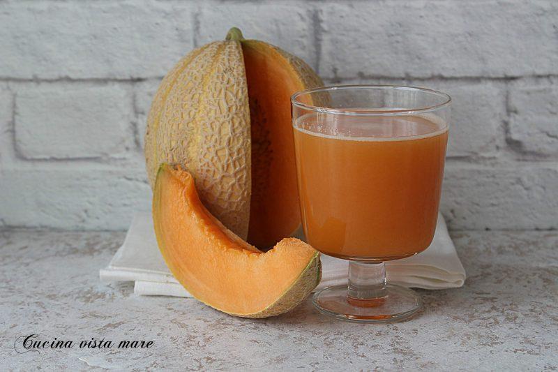 Estratto di melone sedano e cetriolo
