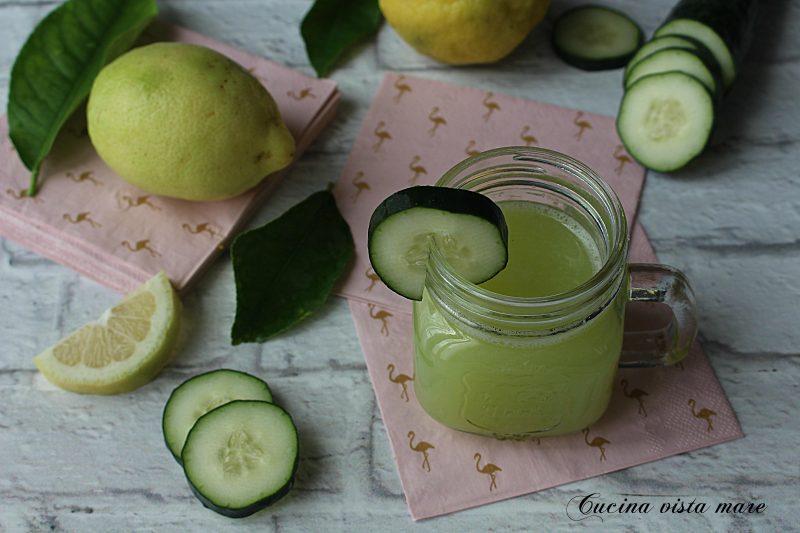Estratto di cetriolo e limone