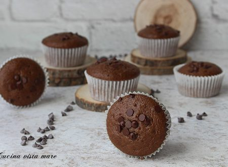 Muffin all'orzo solubile