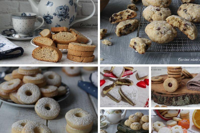 Raccolta di biscotti facili