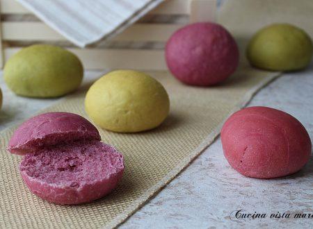 Mini panini colorati