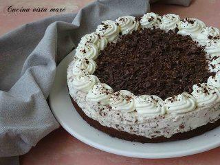 torta fredda alla stracciatella