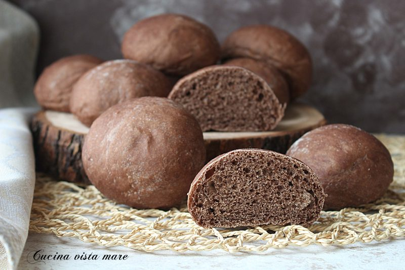 Panini al cacao