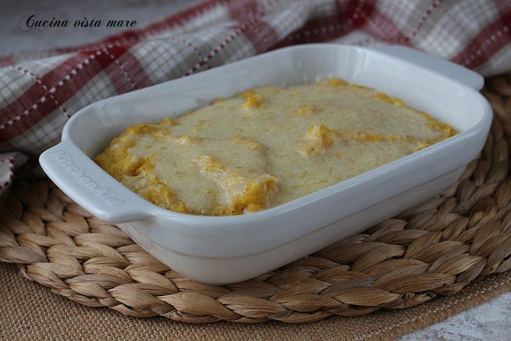 polenta con il puzzone di Moena