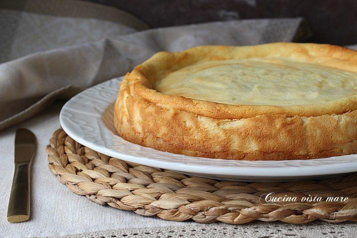 torta al formaggio tedesca