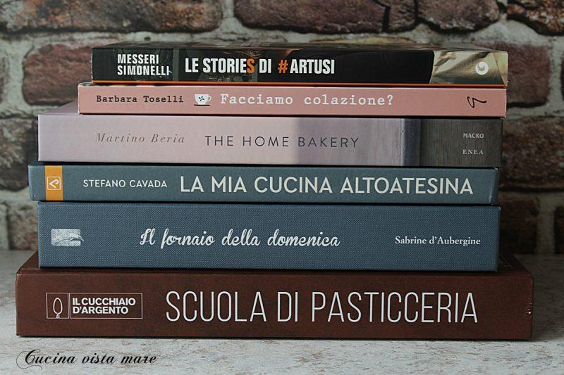 I miei libri di cucina capitolo sesto