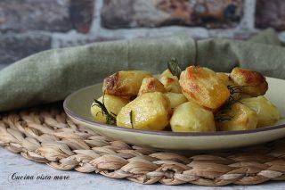patate arrosto nel microonde