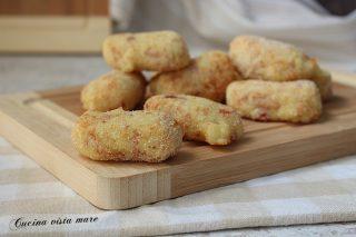 crocchette di patate in friggitrice ad aria