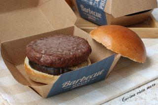 hamburger in friggitrice ad aria