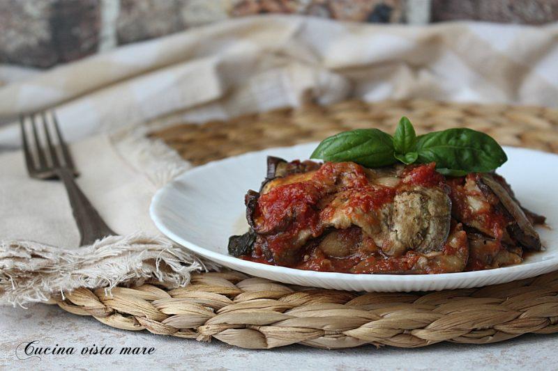 Melanzane alla parmigiana in slow cooker